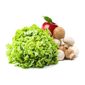 Vaisiai, daržovės, grybai ir uogos (20 akcijų!)